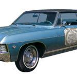 1967 Caprice 100 millionth