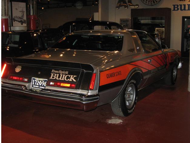 1976 Buick Century Pace Car