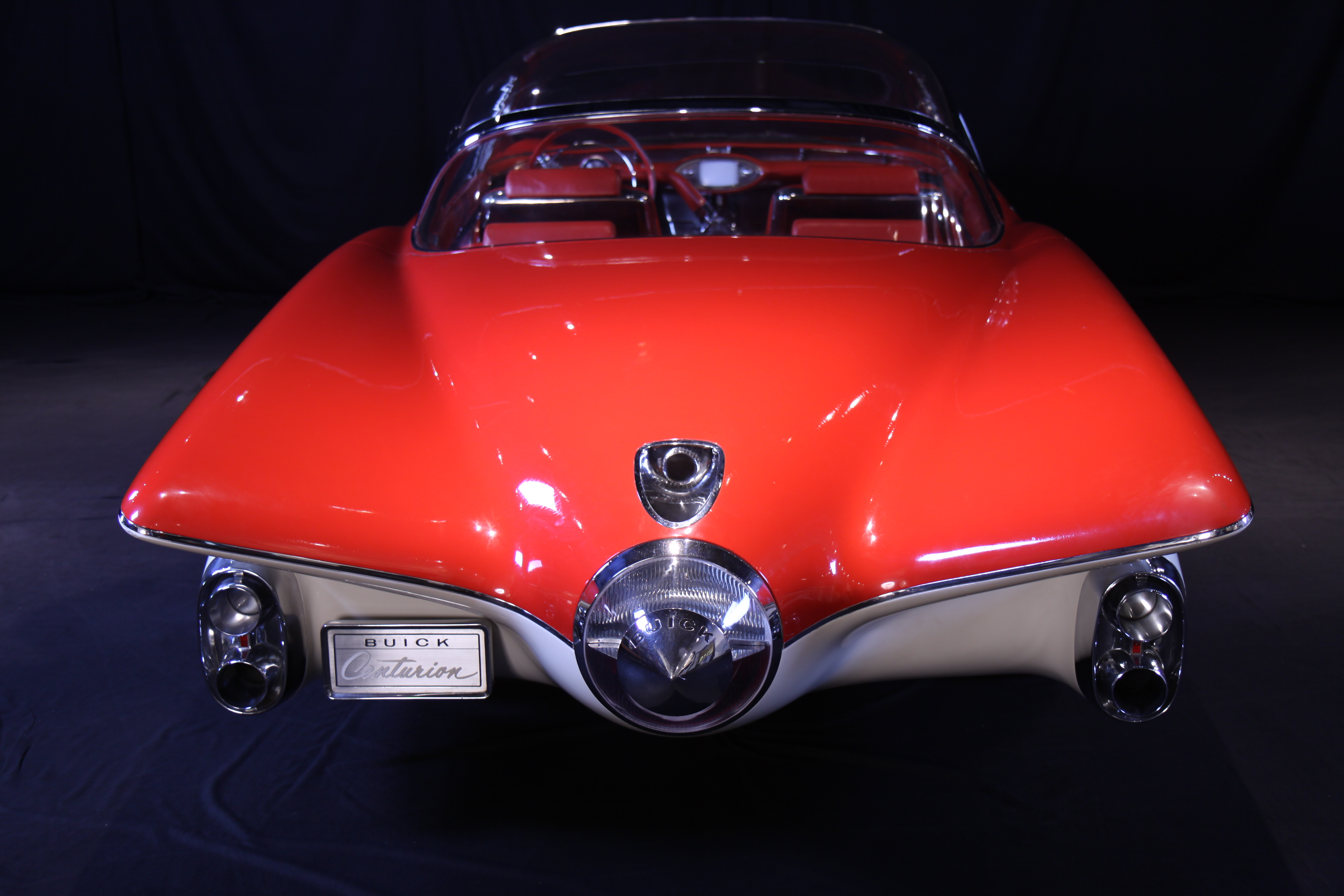 September 1 2012 MLive 1956 Centurion Concept Car Mainstay At Buick Gallery GM Heritage Center