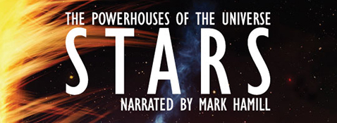 Stars: The Powerhouses of the Universe narrated by Mark Hamill